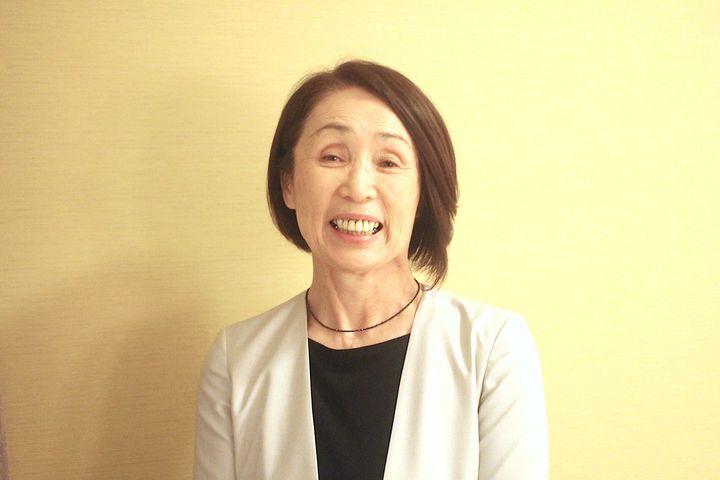 大空小学校の初代校長、木村泰子さん