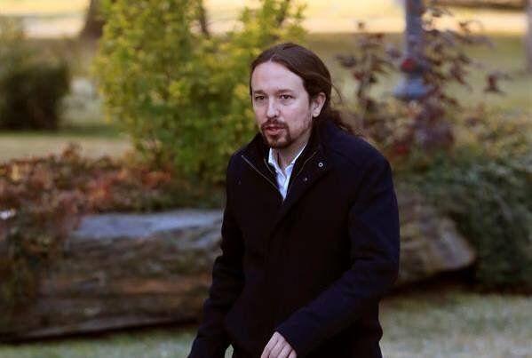 El vicepresidente del Gobierno y líder de Podemos, Pablo