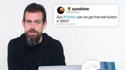 잭 도시 트위터 CEO는 단호하다. 트윗 수정 기능은 앞으로도 없을