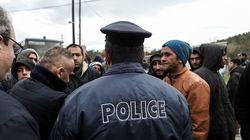 Μόρια: Νεκρός μετανάστης μετά από μαχαιριά σε