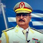 Το «ευχαριστούμε Ελλάδα» του στρατού του Χαφτάρ και οι φωτογραφίες από την επίσκεψη του στην