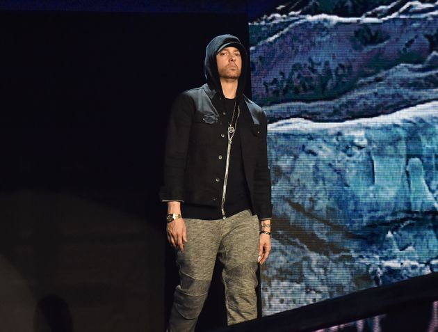 Eminem Slammed Over Disgusting Reference To Manchester Bombing On New Album