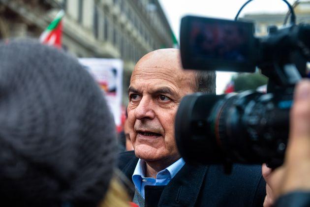 Bersani vuole un nuovo partito di sinistra:
