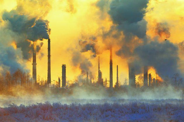 Selon certains rapports, les émissions de CO2 risquent de faire augmenter les températures...
