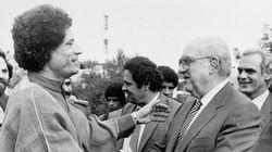 Η επίσκεψη Χαφτάρ στο Τwitter - Θυμήθηκαν από τον Ανδρέα Παπανδρέου και τον Καντάφι έως τον
