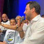 Battaglia manda il gemello con Salvini mentre lui fa campagna