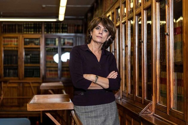 Dolores Delgado reingresa al servicio activo en la carrera