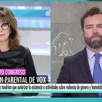 Escándalo en el plató de Ana Rosa por el calificativo que Espinosa de los Monteros ha dedicado a