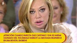 Belén Esteban, a un famoso rostro de Mediaset:
