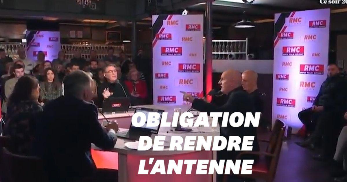 """Le direct des """"Grandes Gueules"""" sur RMC interrompu à Béziers"""