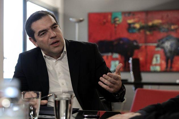 Αλ. Τσίπρας: Η κυβέρνηση μειώνει πρόστιμα που επιβλήθηκαν σε