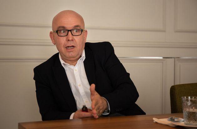 Gonzalo Boye, abogado del expresidente de la Generalitat de Cataluña Carles