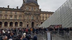 Le Louvre fermé en raison d'un blocage des opposants à la réforme des
