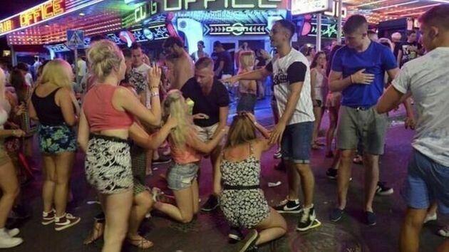 Baleares prohíbe turismo de borrachera y expulsará a los que hagan