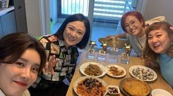 박나래-장도연-김숙-송은이 : 밥블레스유 시즌2 출연진이