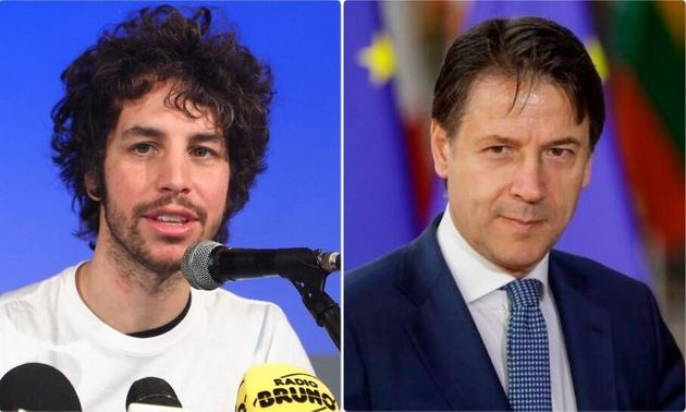 """Il messaggio delle Sardine a Giuseppe Conte. Santori: """""""