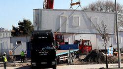 """Madrid declara """"de emergencia"""" la construcción de módulos para"""