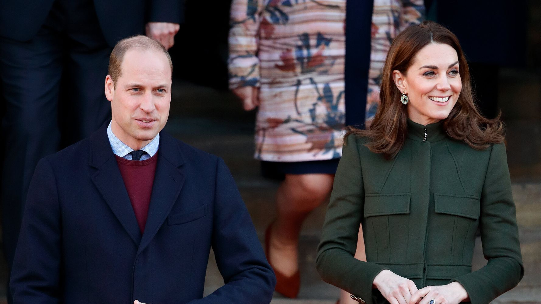 Prince William Doesn't Want More Children, Says Kate Middleton