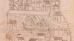 Venise livre ses secrets grâce à la découverte d'un dessin du XIVe
