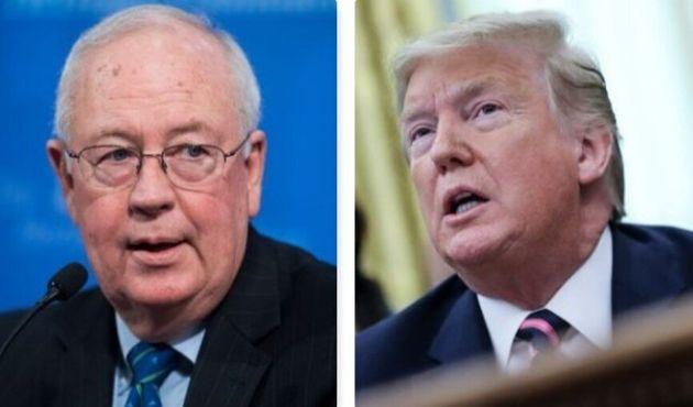 L'uomo degli impeachment. Il procuratore che accusò Bill Clinton, ora difende Donald