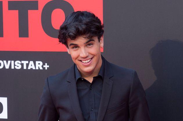El actor Óscar