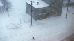 St. John's Declares State Of Emergency As Blizzard Batters