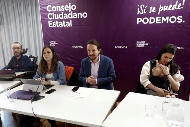 Iglesias convoca una Asamblea Ciudadana en marzo y será candidato a la