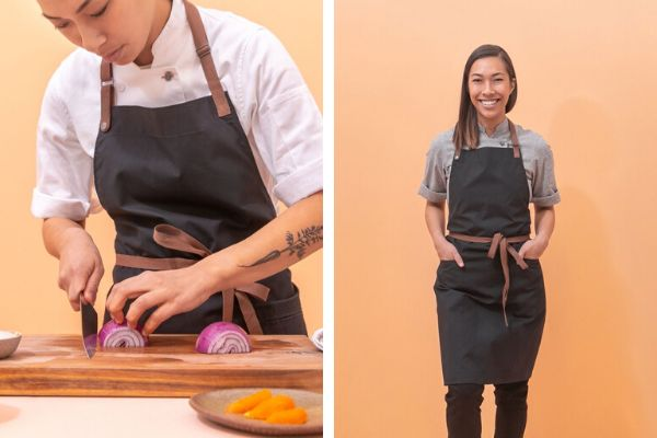 Can You Cook Better In A Fancy $300 Apron?