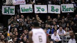 Fan ou pas, vous ne pourrez pas passer à côté du premier match NBA organisé à
