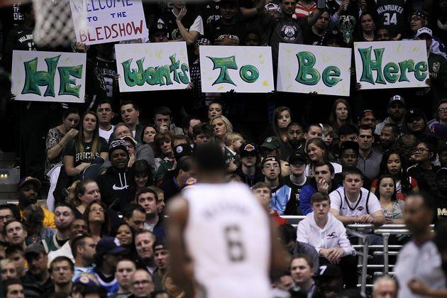 À l'AccorHotels Arena, l'ambiance devrait être au rendez-vous pour le premier match NBA...