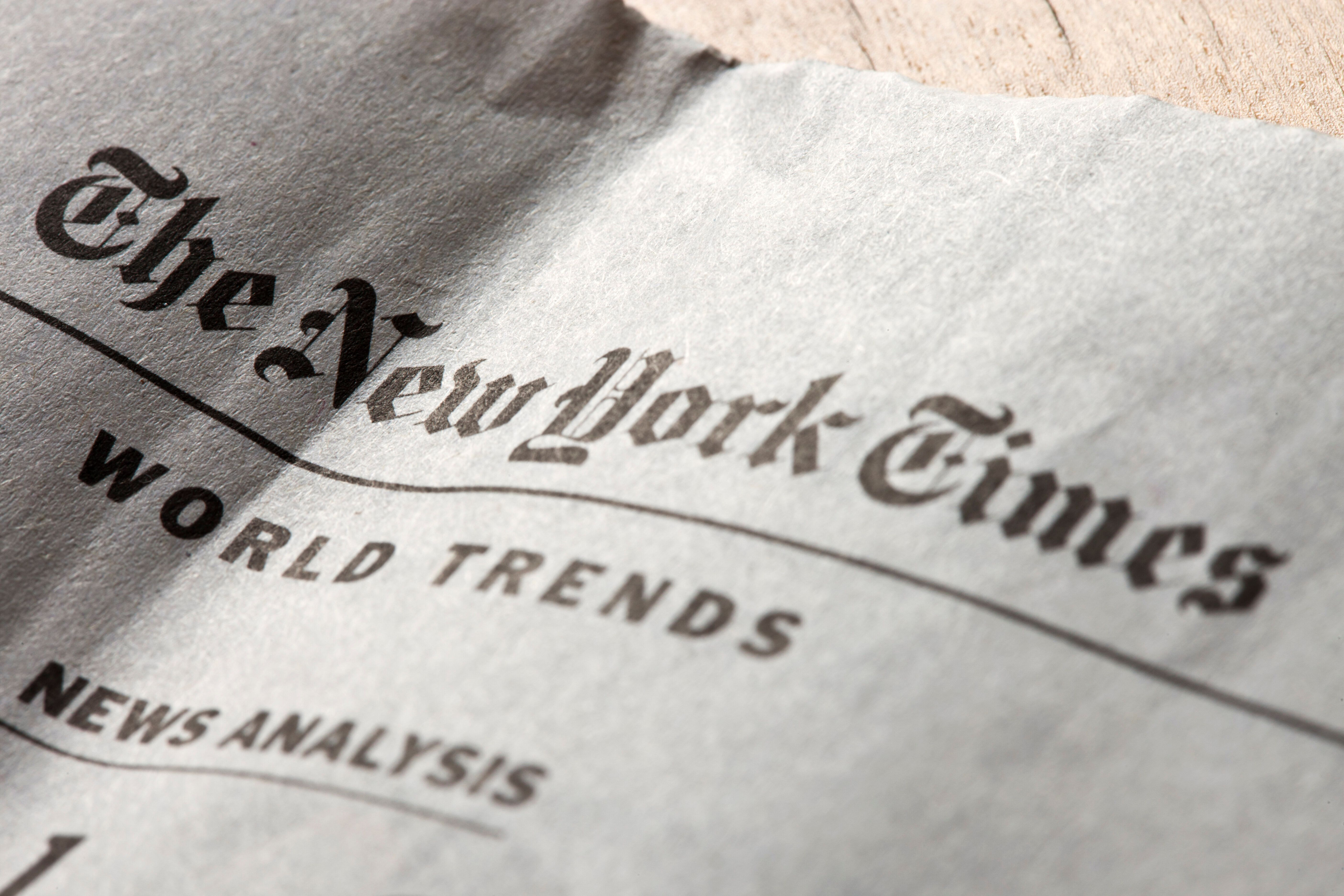 NYT Runs Anti-Immigration Op-Ed By Noted ...