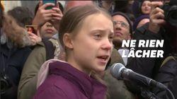 Avant Davos, Greta Thunberg alerte les dirigeants mondiaux: