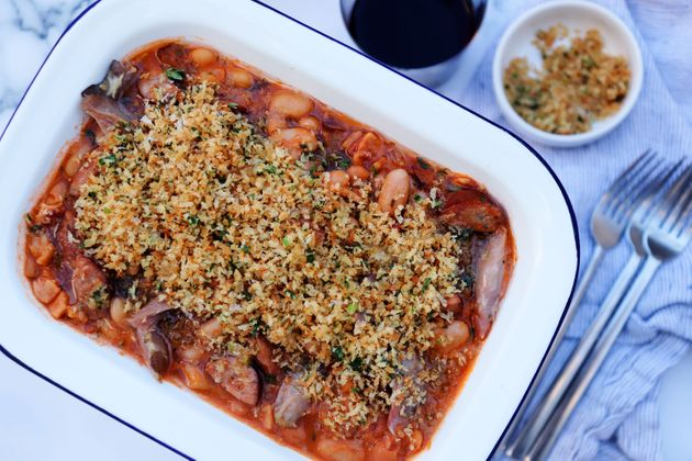 How To Make Cassoulet In One Hour