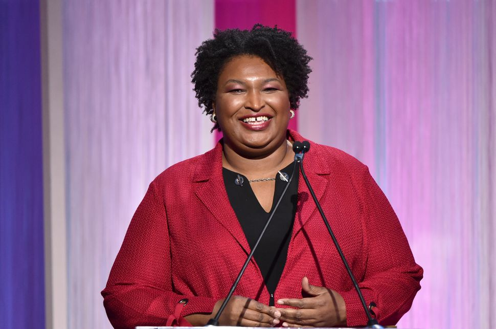 Democrat Stacey Abrams, who served a decade in the Georgia Legislature, lost the state's governorship by a razor-thin margin