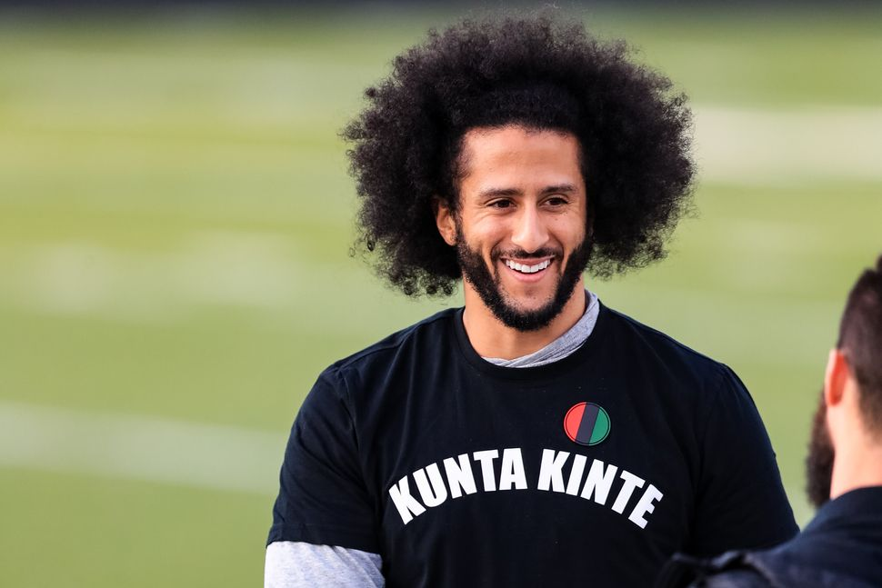 NFL Quarterback Colin Kaepernick's highly publicized stan for social justice may have short-circuited his playing career, but