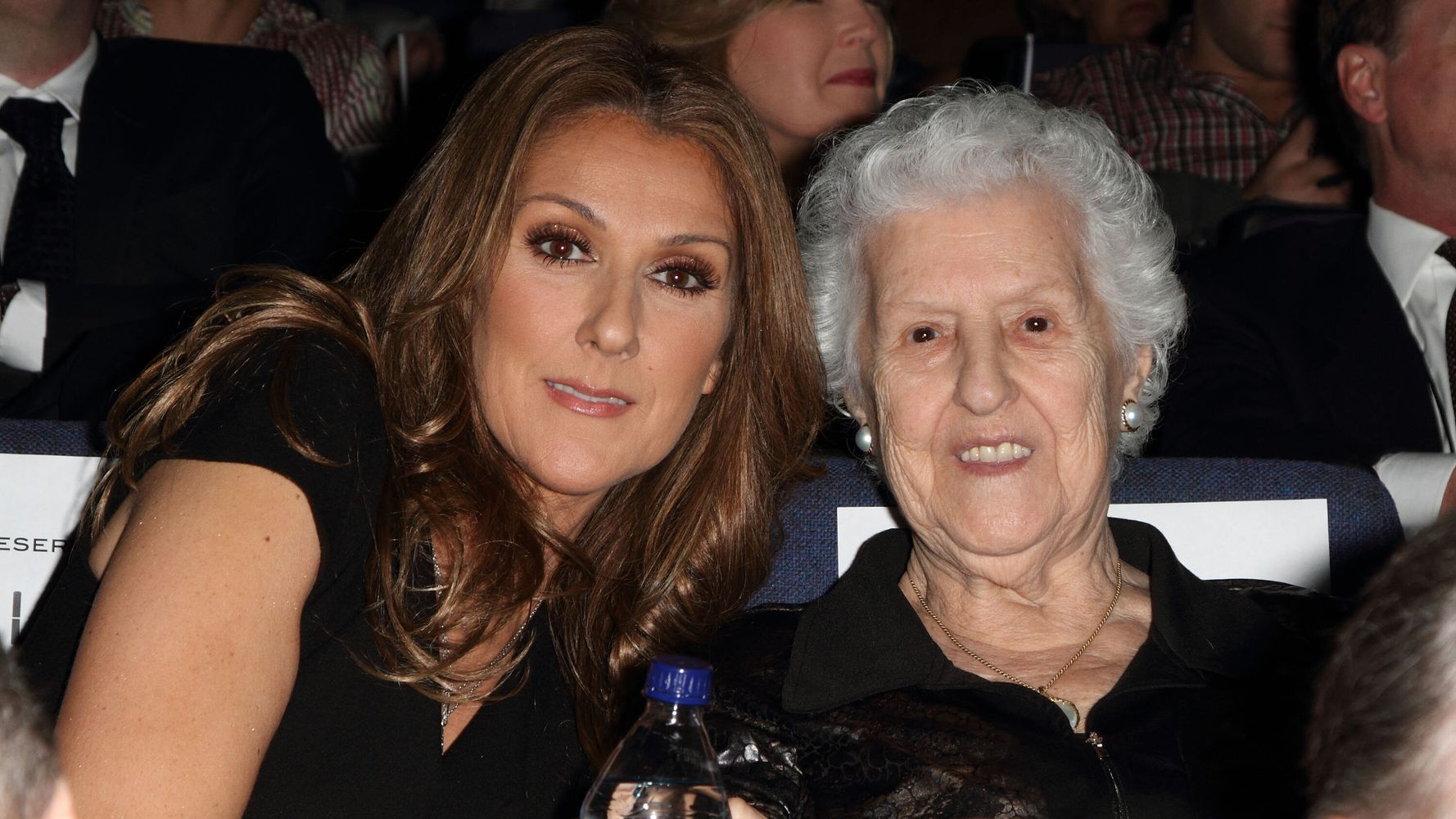 Celine Dion's 'Maman' Therese Dion Dies At 92