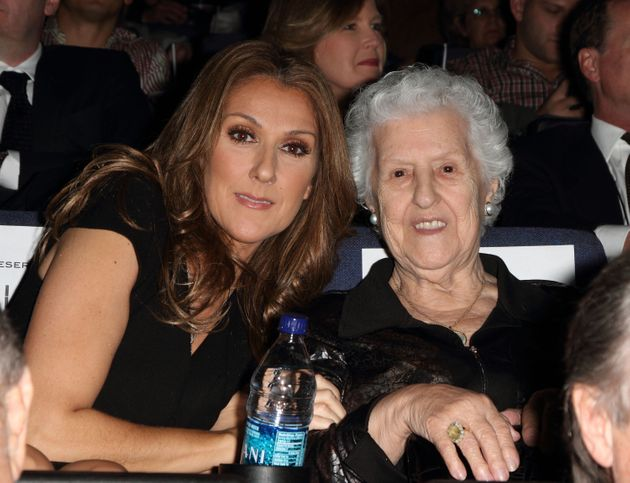 Celine Dions Maman Therese Dion Dies At 92