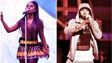 Eminem Schlug Von Ariana Grande Fans, Opfer die Familie Für Lyrik An der Manchester-Angriff