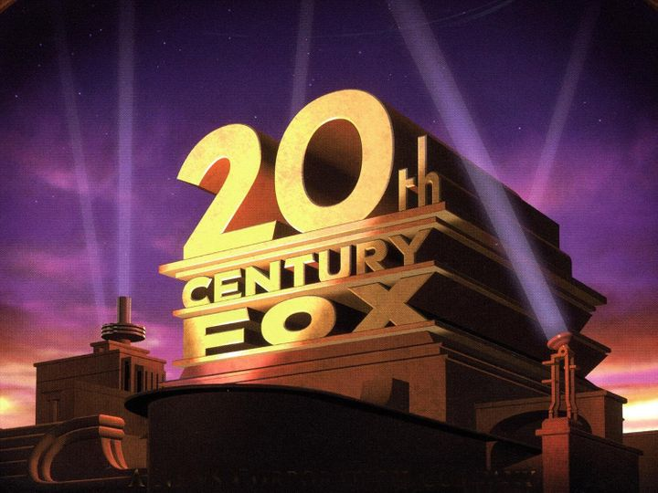 The 20th Century Fox logo, which new owner Disney plans to update.