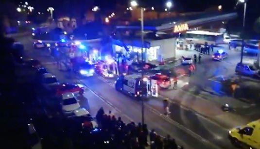 Muere el segundo menor herido al ser arrollado por un autobús en Estella