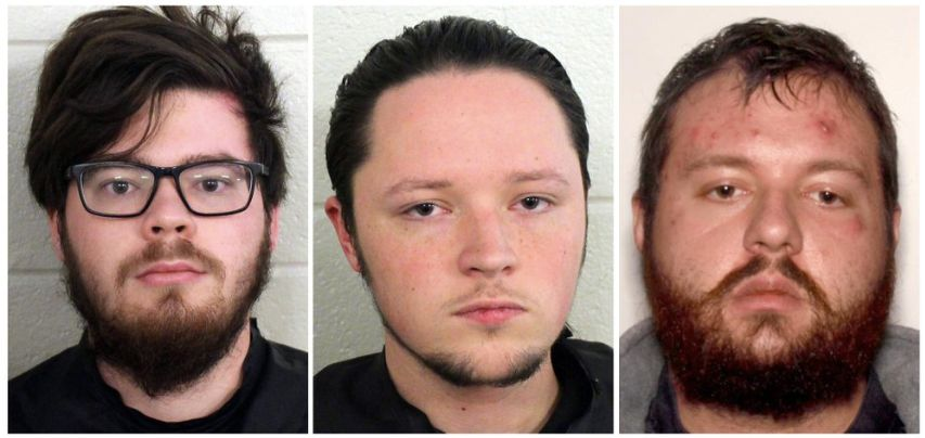 6 Suspected Neo-Nazis Arrested In Lead-Up To ...