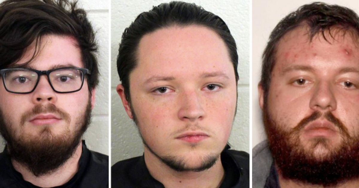 6 Suspected Neo-Nazis Have Now Been Arrested In Lead-Up To Virginia Gun Rally