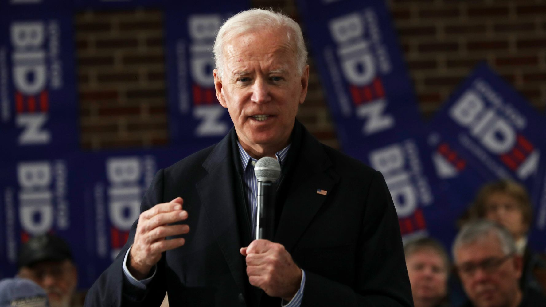 Joe Biden Doubles Down On A Racist Myth About Black Parents
