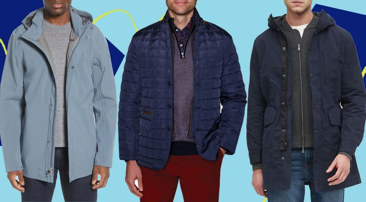 These coats will fit just right and keep the cold far, far away.