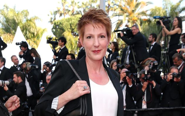 Natacha Polony à Cannes le 25 mai 2019 (photo