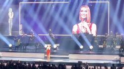 L'hommage de Céline Dion à sa mère pendant son concert à
