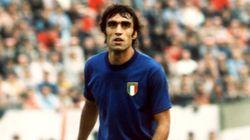 Pietro Anastasi è morto. Il calciatore era il simbolo della Juve anni
