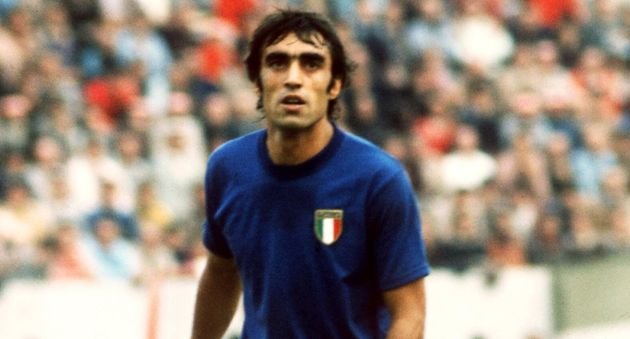 Pietro Anastasi, Italy (Photo by Peter Robinson/EMPICS via Getty