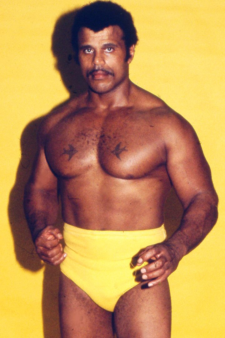 Rocky began his wrestling career in the 1970s