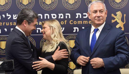 Le Honduras va transférer son ambassade de Tel Aviv à